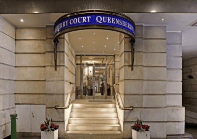 Queensberry Court