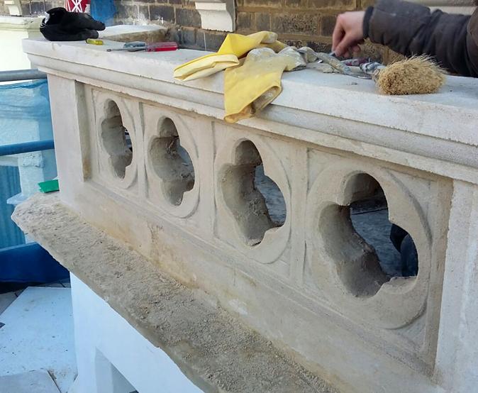 Lime Mortar Restoration