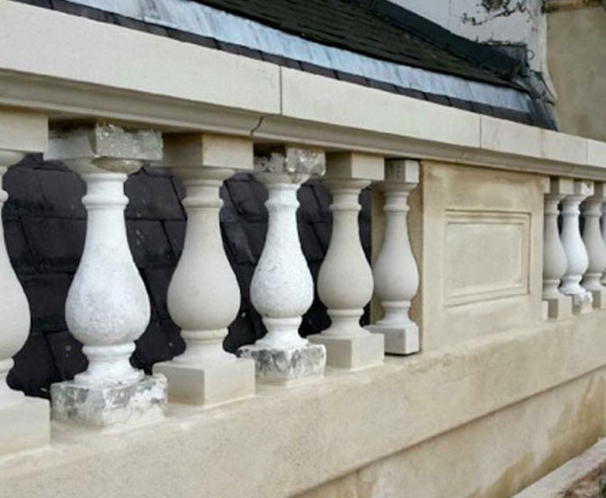 Stone Restoration & Replacement