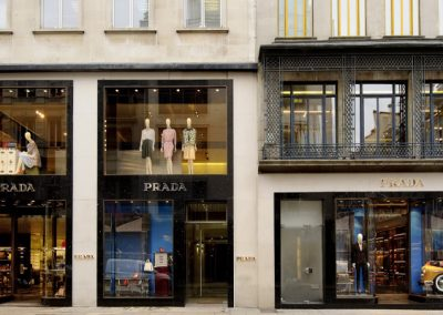 Prada, Old Bond St.